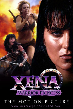 We Want a Xena Movie!!!